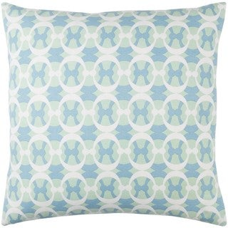 Decorative Westbury 18-inch Feather Down or Poly Filled Throw Pillow