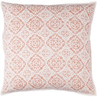 Decorative Villeurbanne 18-inch Down or Poly Filled Throw Pillow