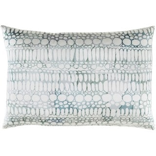 Decorative Suresnes Down or Poly Filled Throw Pillow (13 x 19)