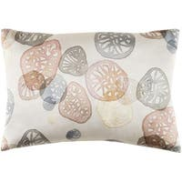 Decorative Stotfold Feather Down or Poly Filled Throw Pillow (13 x 19)