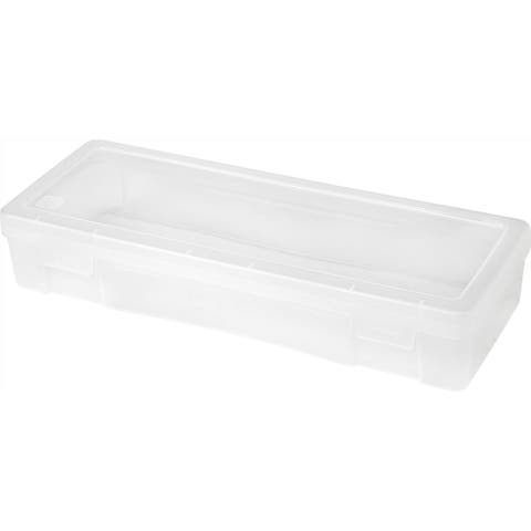 IRIS Clear Large Modular Supply Case (Pack of 10)