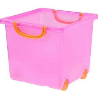 Iris USA Inc. Plastic Toy Storage Box