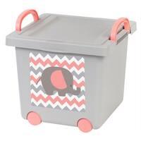 IRIS Baby Toy Storage Box (Pack of 4)