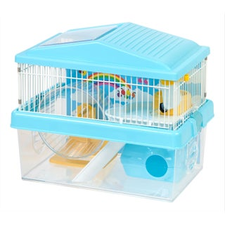 IRIS 2-tier Hamster Cage