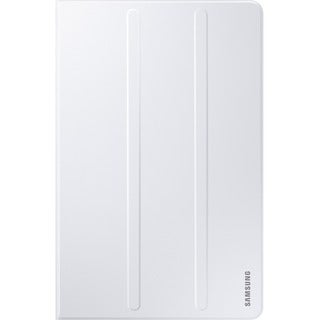 """Samsung Carrying Case (Book Fold) for 10.1"""" Tablet - White"""