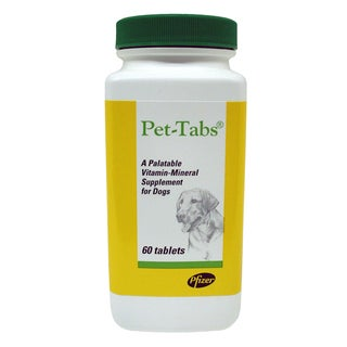 Pet-Tabs Vitamin/ Mineral Dog Supplement