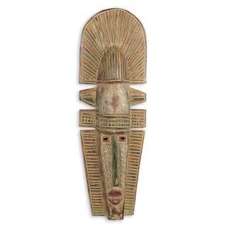 Healer African Mask (West Africa)