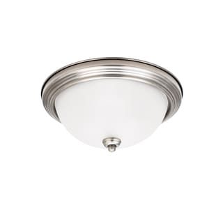 Sea Gull Ceiling Flush Mount LED Light Antique Brushed Nickel Ceiling Fixture