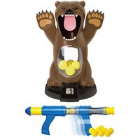 Sharper Image Bear Shooting Game with Sound