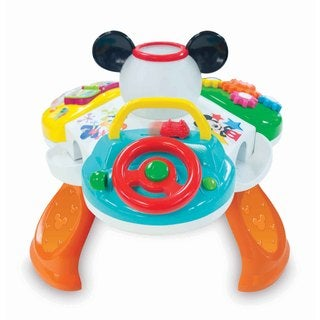 Kiddieland Disney Mickey Mouse and Friends Delight and Discover Activity Table