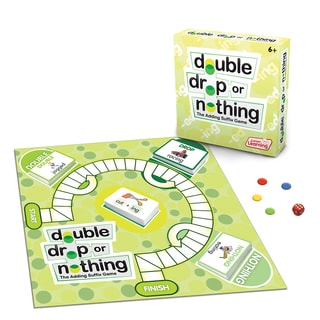 Junior Learning Double, Drop, or Nothing Board Game