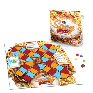 Junior Learning 'The Spag Game' Board Game