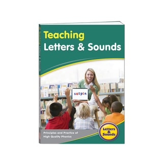 Junior Learning Teaching Letters and Sounds