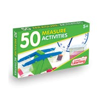 Junior Learning 50 Measure Activities Learning Set