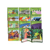 Junior Learning Blend Readers Plastic Fiction Learning Set