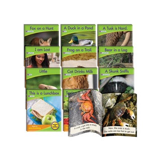 Junior Learning Blend Readers Nonfiction Learning Set