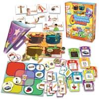 Junior Learning 6 Phonemic Awareness Games Learning Set
