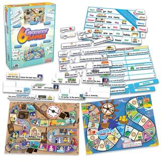 Junior Learning 6 Grammar Games