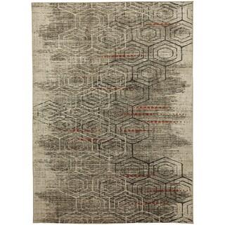 American Rug Craftsmen Metropolitan Jemma Onyx Area Rug (9'6x12'11)