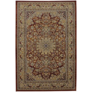 Mohawk Providence Rumford Berry Area Rug (9'6 x 12'11)