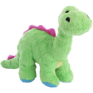 GoDog Dinos Green Bruto With Chew Guard Small
