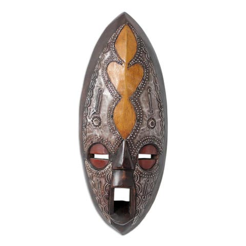 Good News African Mask (West Africa)