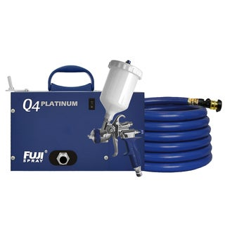 Fuji 2894-T75G Q4 Quiet HVLP Spray System