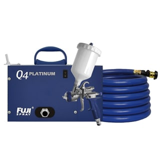 Fuji 2894-T75G Q4 Quiet HVLP Spray System