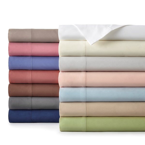 Vilano Comfort Deep Pocket Ultra-Soft 6-piece Bed Sheet Set