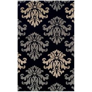 Superior Designer Casper Ivory Area Rug (4' x 6')