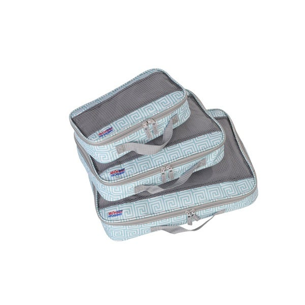 American Flyer Meander 3 Piece Packing Cube Set