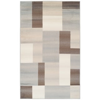 Miranda Haus Designer Clifton Multicolored Area Rug