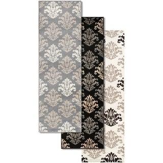 Superior Designer Casper Ivory Area Rug