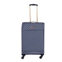 Jenni Chan Aria Stars 24-inch Upright Spinner Suitcase