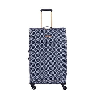 Jenni Chan Aria Stars 28-inch Upright Spinner Suitcase