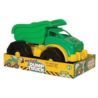 Amloid My First Dump Truck|https://ak1.ostkcdn.com/images/products/13160848/P19886485.jpg?impolicy=medium