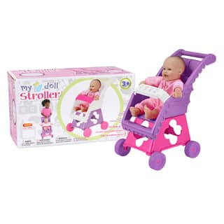 Amloid My Doll Stroller|https://ak1.ostkcdn.com/images/products/13160851/P19886488.jpg?impolicy=medium
