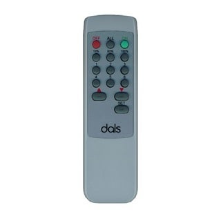 Remote control for LED6ZONE-72W