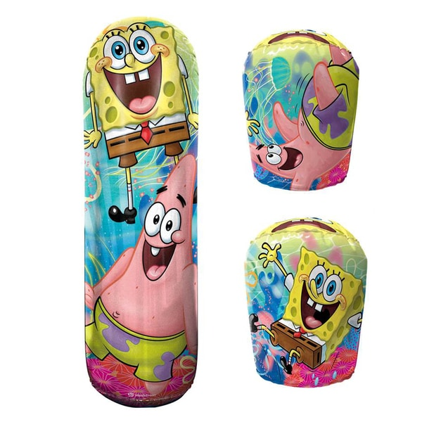 Hedstrom 36 Inch SpongeBob Bop Combo Set