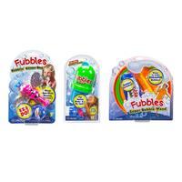 Fubbles EZ-2-Do 3 Pc Bubble Set I