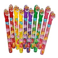 Little Kids 10 Pack of Jelly Belly Bubble Wands