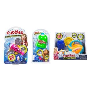 Fubbles EZ-2-Do 3 Pc Bubble Set II