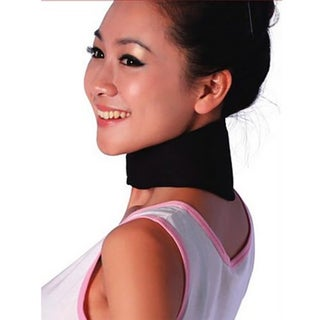 Therapeutic Infrared Magnetic Self Heating Neck Supporter
