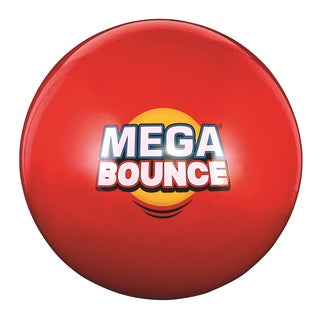 Red Duncan Mega Bounce Ball