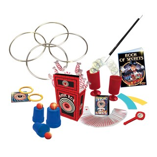 Fantasma Magic 150 Tricks Retro Magic Table Set