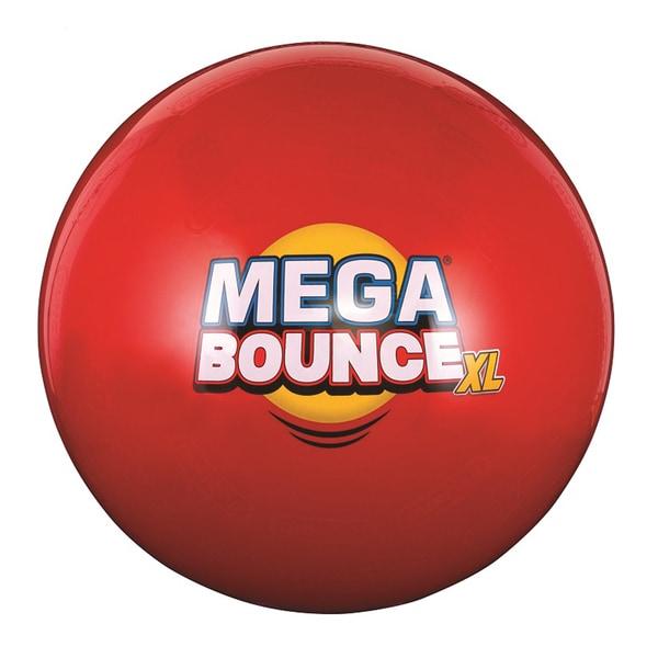Red Duncan Mega Bounce XL Ball