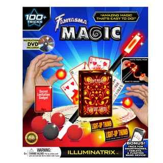 Fantasma Magic 100 Trick Illuminatrix Magic Set