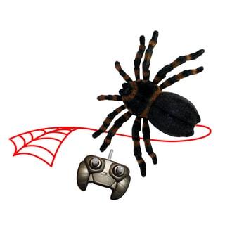 Web Attack Tarantula with Web Shooting String