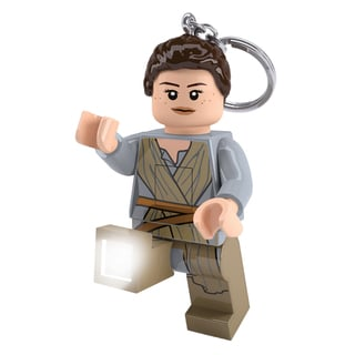 LEGO Star Wars The Force Awakens Rey Key Light