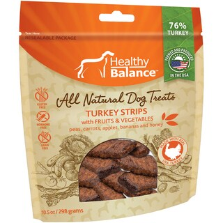Healthy Balance Dog Treats 10.5oz